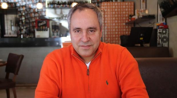 Jorge Boratto, da Burger Lab (Foto: Divulgação)