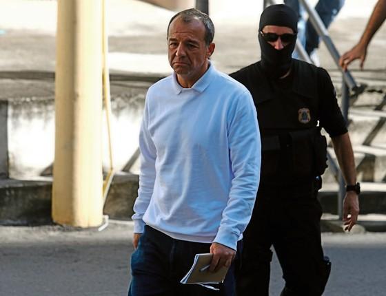 Sérgio Cabral (Foto:  FÁBIO MOTTA/ESTADÃO CONTEÚDO)