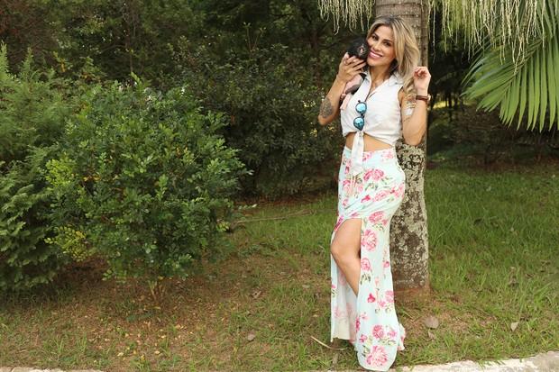 Vanessa Mesquita  (Foto: Iwi Onodera/EGO)