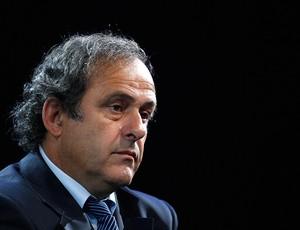 michel platini congresso fifa zurique suíça (Foto: agência Reuters)