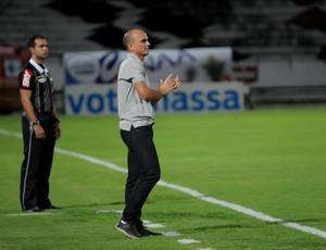 Sandro Barbosa - Santa Cruz (Foto: Aldo Carneiro/Pernambuco Press)