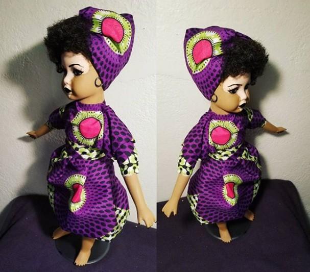 Bonecas personalizadas (Foto: Divulgação)