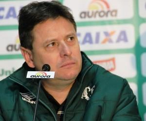 Sandro Pallaoro Chapecoense (Foto: Cleberson Silva/Chapecoense)