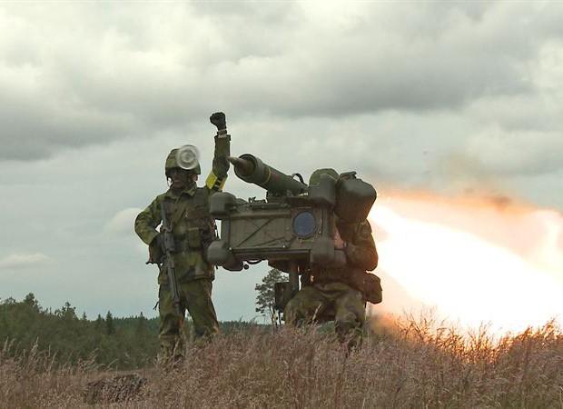 artilharia (Foto: Saab/Divulgação)