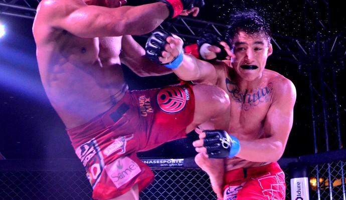 It's Time Combat - Manaus MMA (Foto: Emanuel Mendes Siqueira/Sejel)