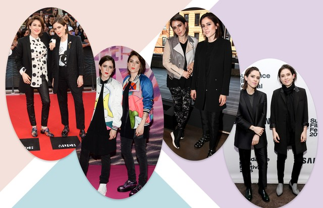 Lollapalooza: Tegan and Sara (Foto: Getty / Sonia Recchia / Stringer / Sonia Recchia / Stringer / Donald Bowers / Stringer / Neilson Barnard / Staff)