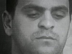 Carlos Henrique Cardoso da Silva, de 39 anos, foi preso por assalto (Foto: Camila Torres/Inter TV)