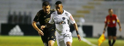 Ponte abre 2 a 0, mas Atlético-MG reage, empata e se classifica na Copa do Brasil (Marcos Bezerra/Futura Press))