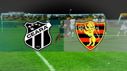 É semifinal! Ceará x Guarani de Juazeiro entram em campo neste domingo (16)
