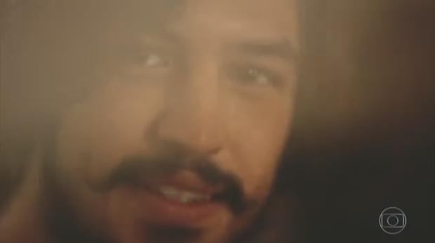 Gabriel Leone em cena da novela Velho Chico (Foto: Reprodução/Globo)