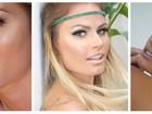 Natalia Casassola mostra maquiagens para curtir o carnaval
