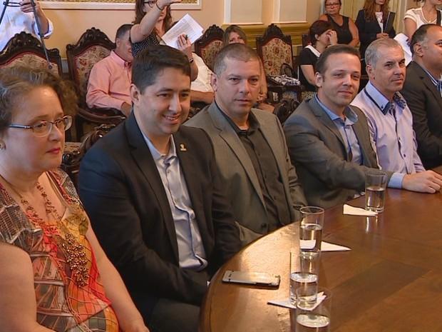Nova gestão de Porto Alegre usa banco de talentos para formar a administração municipal (Foto: Reprodução/RBS TV)