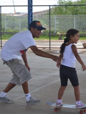 Sandro Testinha ONG Social Skate