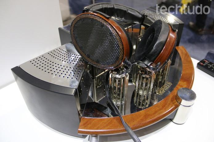Sim, essas válvulas acompanham o produto (Foto: Fabrício Vitorino/TechTudo)