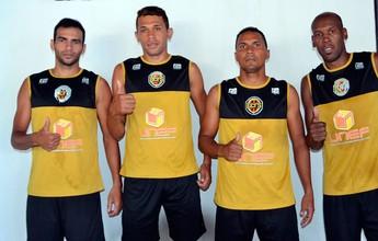 Pacotão: Feira de Santana apresenta 4 reforços para próxima temporada