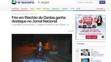 Quer saber tudo sobre a TV Sergipe? Acompanhe aqui (Divulgação/TV Sergipe)