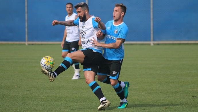 Douglas Arthur Grêmio (Foto: Eduardo Moura/GloboEsporte.com)
