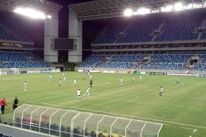 Operário VG, Cacerense, Arena Pantanal (Foto: Christian Guimarães)