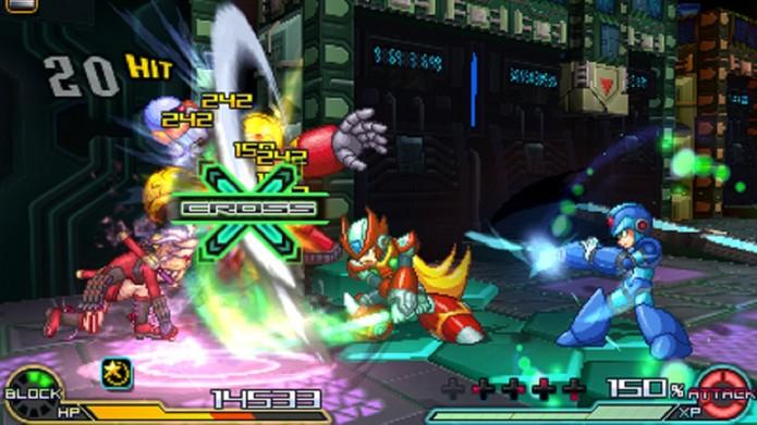 Project X Zone 2 une personagens de três empresas (Foto: Divulgação/Bandai Namco)