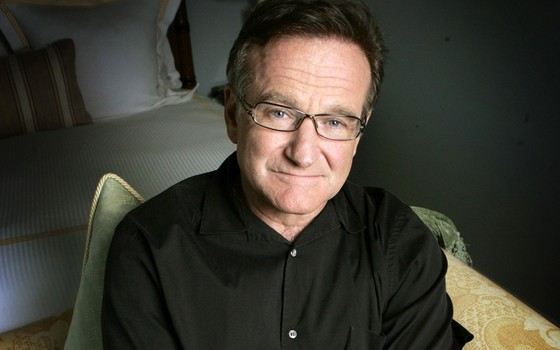 O ator Robin Williams em junho de 2007 (Foto: AP Photo/Reed Saxon, File)
