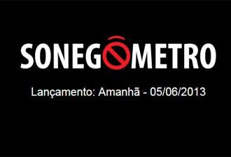 Sonegômetro será lançado nesta quarta-feira (5) (Foto: Reprodução)