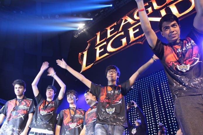 Agora a Kabum vai disputar uma vaga no Mundial de League of Legends (Foto: Tais Carvalho)