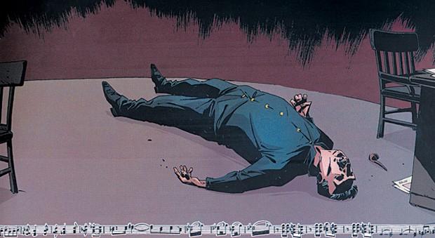 """""""A Morte de Stálin – Uma História Soviética Real"""": quadrinhos contam a história de Stálin"""