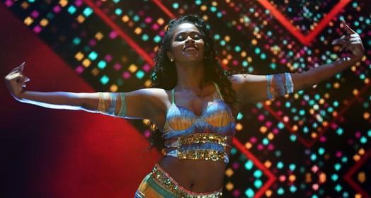 bailarina estreia (Carol Caminha/Gshow)
