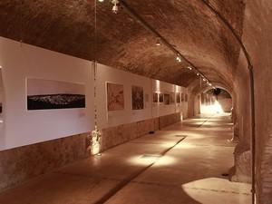 Museu da Caixa d'Água Velha recebe exposição (Foto: Emanuele Rigoni/ Prefeitura de Cuiabá)