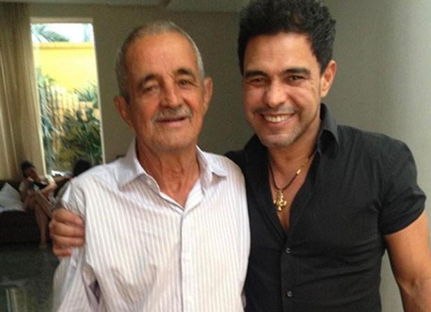 Pai de Zezé Di Camargo e Luciano é internado em Goiânia