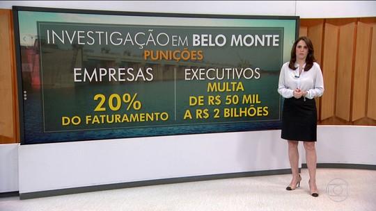 Andrade Gutierrez faz acordo e admite cartel na usina de Belo Monte