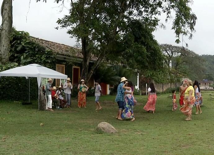 Sarau do Saci em Paraty (Foto: Plugue)