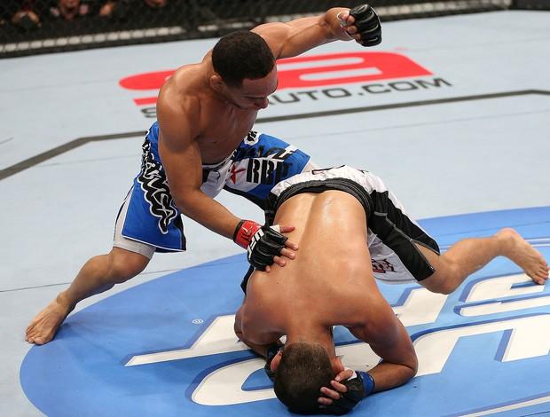 John Dodson x Jussier Formiga, UFC (Foto: Agência Getty Images)