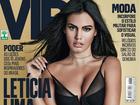Leticia Lima fala pela primeira vez sobre namoro com Ana Carolina