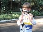 Fotos de visitantes podem estampar ingressos do Zoológico de Bauru