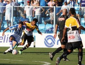 Roberson Elton Avaí Criciúma (Foto: Jamira Furlani / Avaí FC)