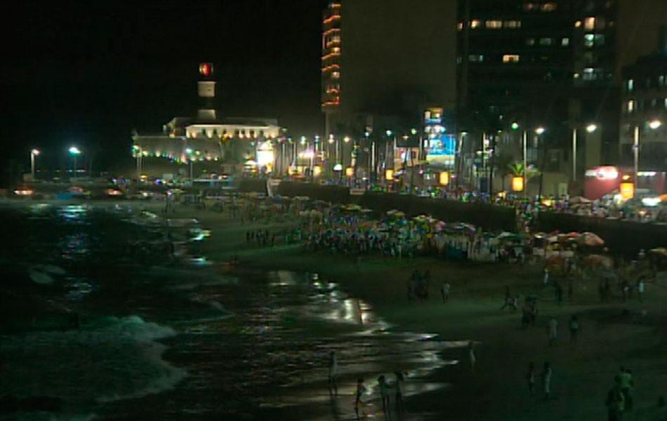 Farol da Barra, Salvador (Foto: Imagem/TV Bahia)
