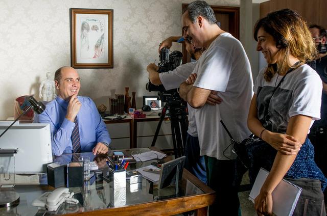 Paulo Tiefenthaler em 'Amor sem fronteiras' (Foto: Divulgação)