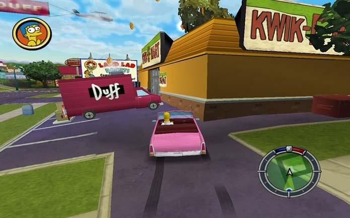 Hit and Run era divertido e repleto de missões (Foto: Reprodução)