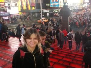 Gabriela Castro, que vai passar 40 dias na África do Sul e pretende usar mais o cartão de crédito (Foto: Gabriela Castro/Arquivo pessoal)