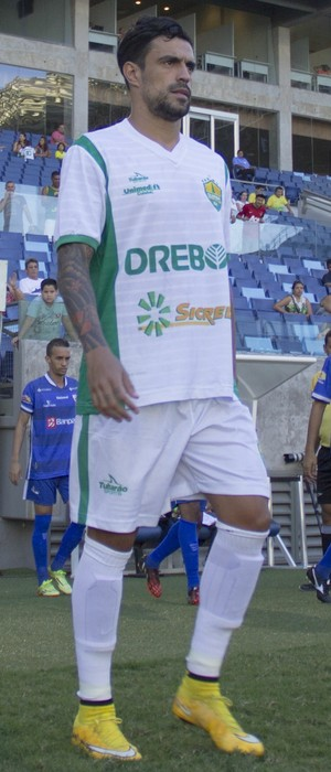 Alex Willian, meia do Cuiabá (Foto: Pedro Lima/Cuiabá)