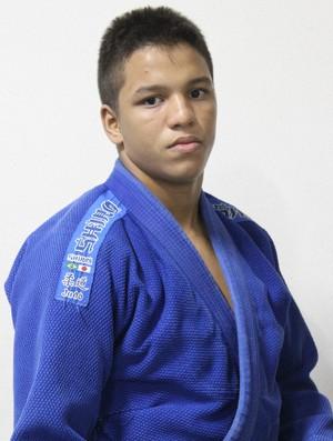 João de Deus Sobrinho, judoca piauiense (Foto: Emanuele Madeira/GLOBOESPORTE.COM)