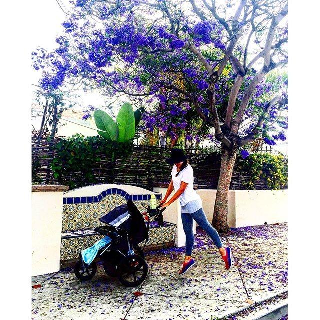 Fernanda Machado passeia com bebê (Foto: Reprodução/ Instagram)