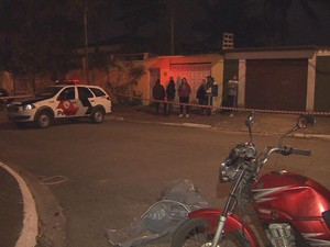 Crime aconteceu na madrugada de sábado (10) (Foto: Reprodução/ TV Tribuna)