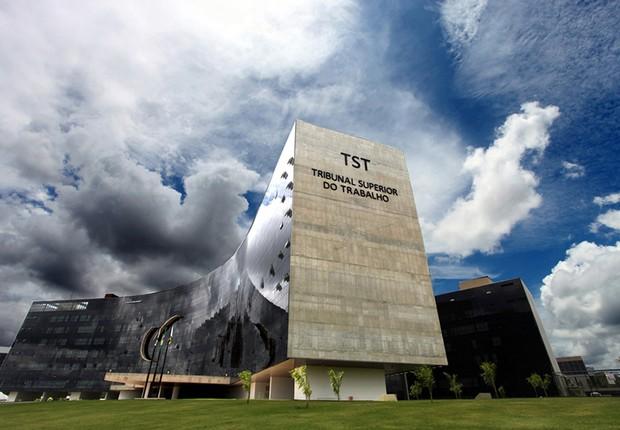 Tribunal Superior do Trabalho (TST) (Foto: Divulgação)