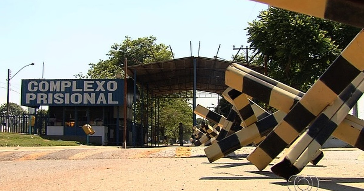 Preso morre ao levar choque elétrico tentando pular muro de ... - Globo.com