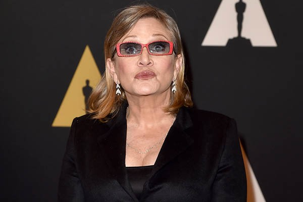 Carrie Fisher (Foto: Getty Images)