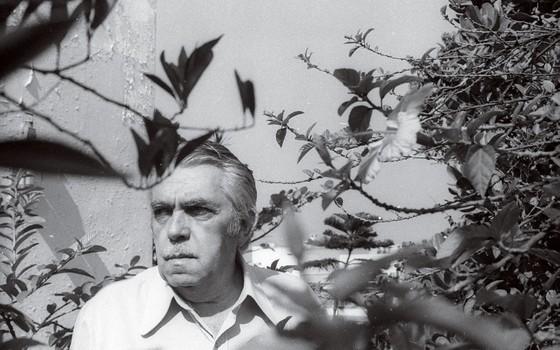 Rubem Braga escritor (Foto:  Alberto Jacob / Agência O Globo)