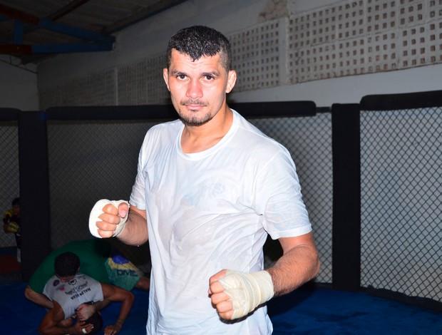 Samuel Trindade fará o co-main event do Roraima Show Fight (Foto: Alberto Rolla)