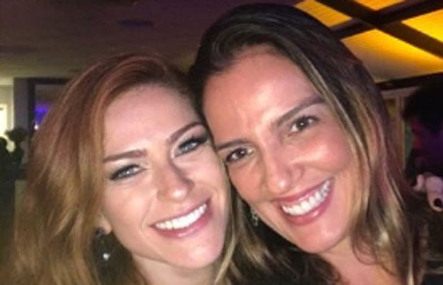 Renata Longaray e Luciana Cardoso (Foto: Reprodução/Instagram)